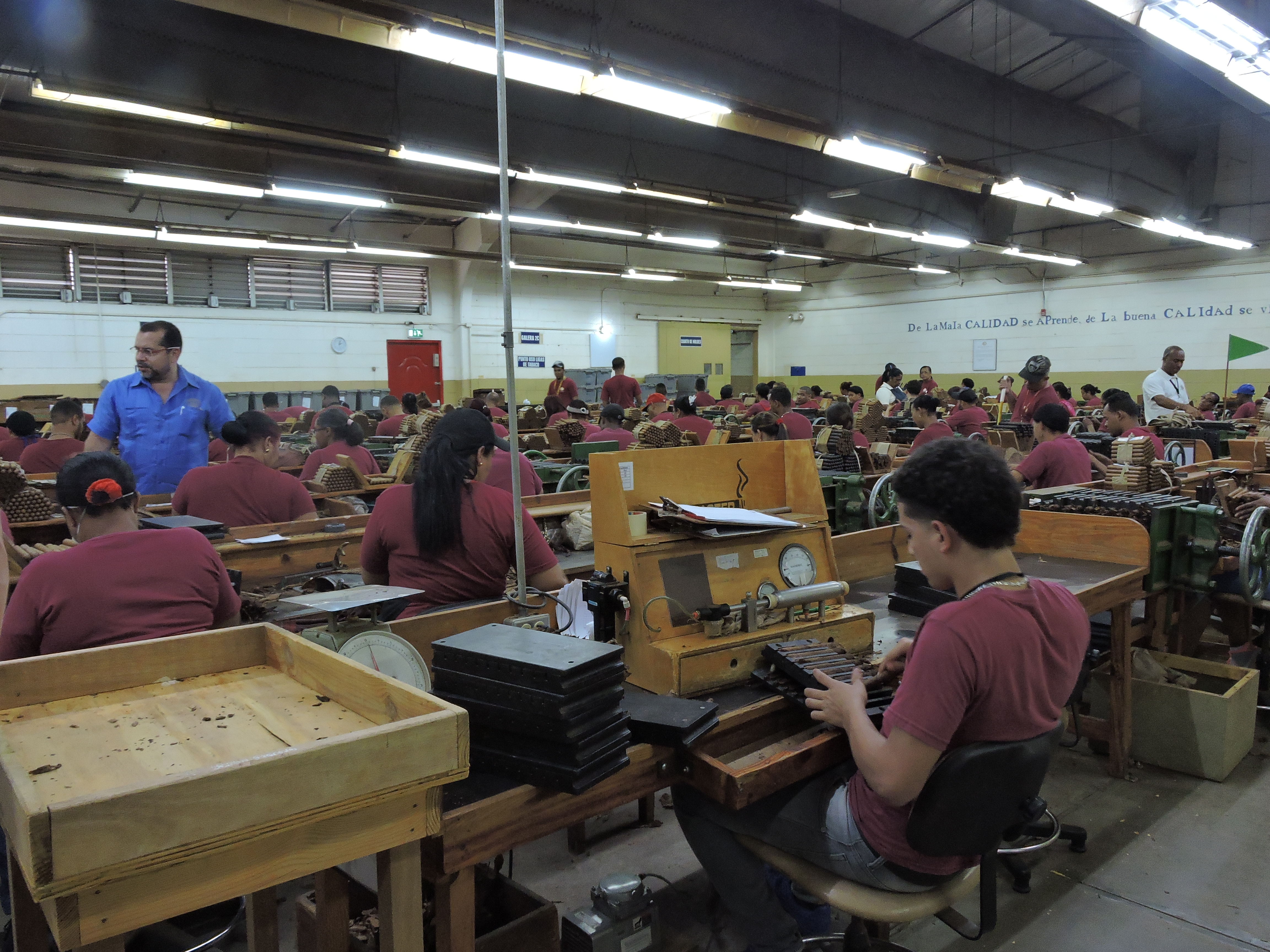 Feature Story: Observations from a Visit to General Cigar Dominicana