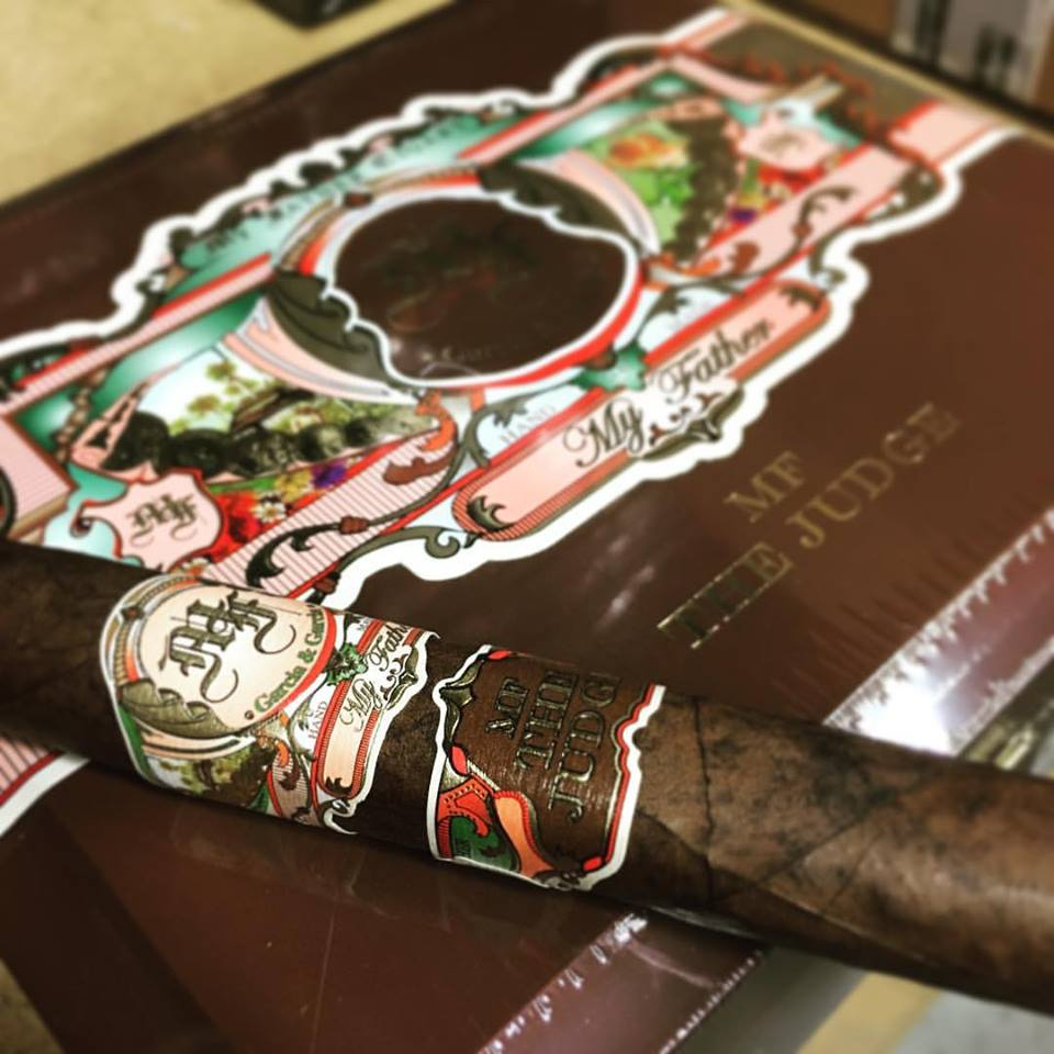 Cigar News: My Father The Judge Toro Fino Launched