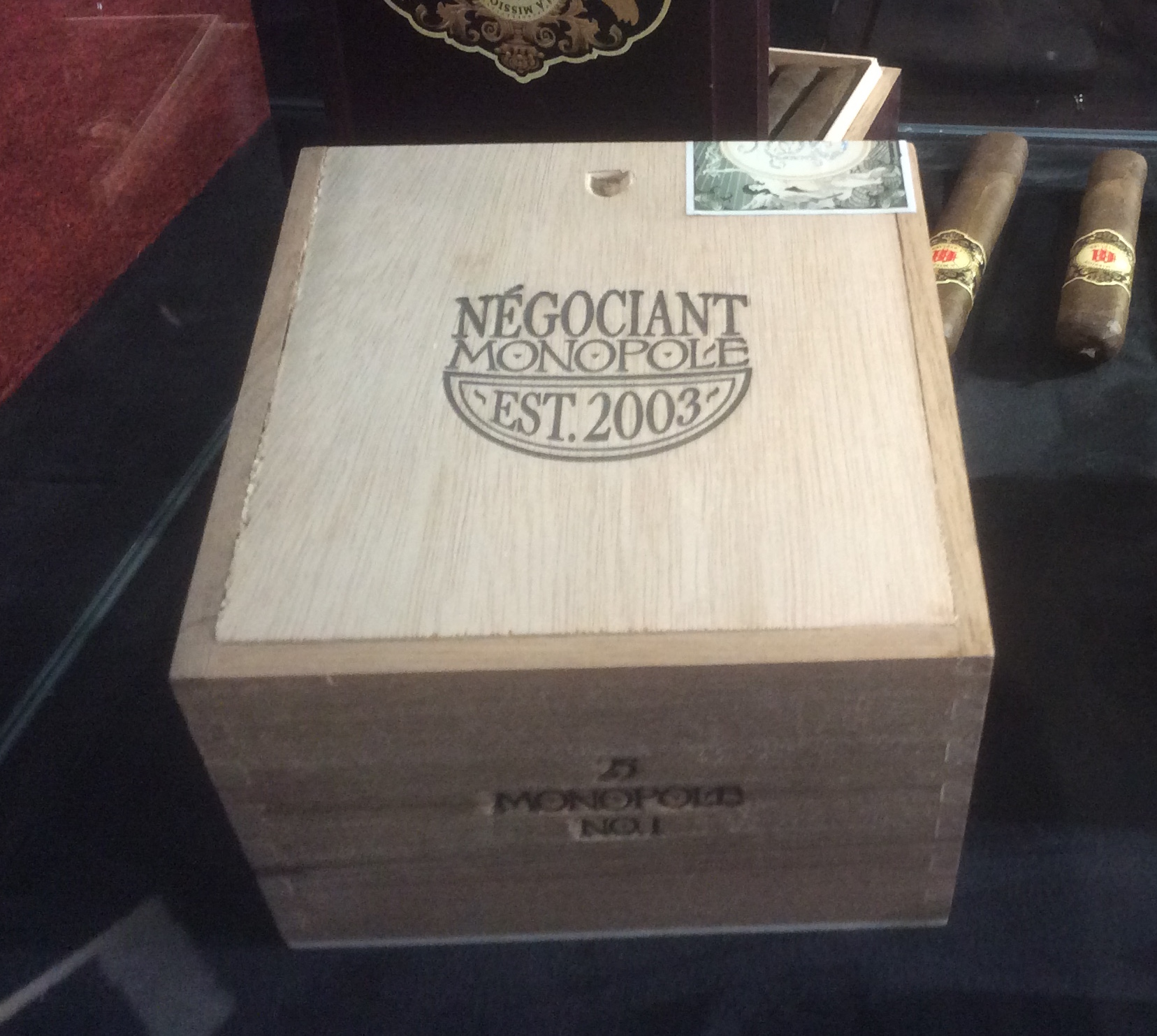Cigar News: Négociant Monopole Begins Nationwide Distribution