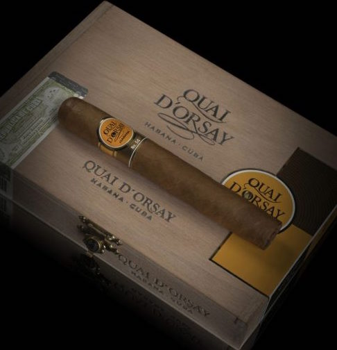 Cigar News: New Look and Two New Vitolas for Quai D'Orsay Debut at XIX Habano Festival