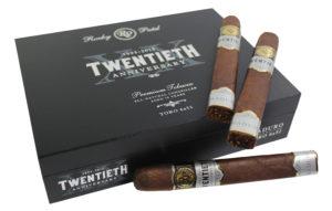 Cigar News: Rocky Patel Twentieth Anniversary Maduro Released