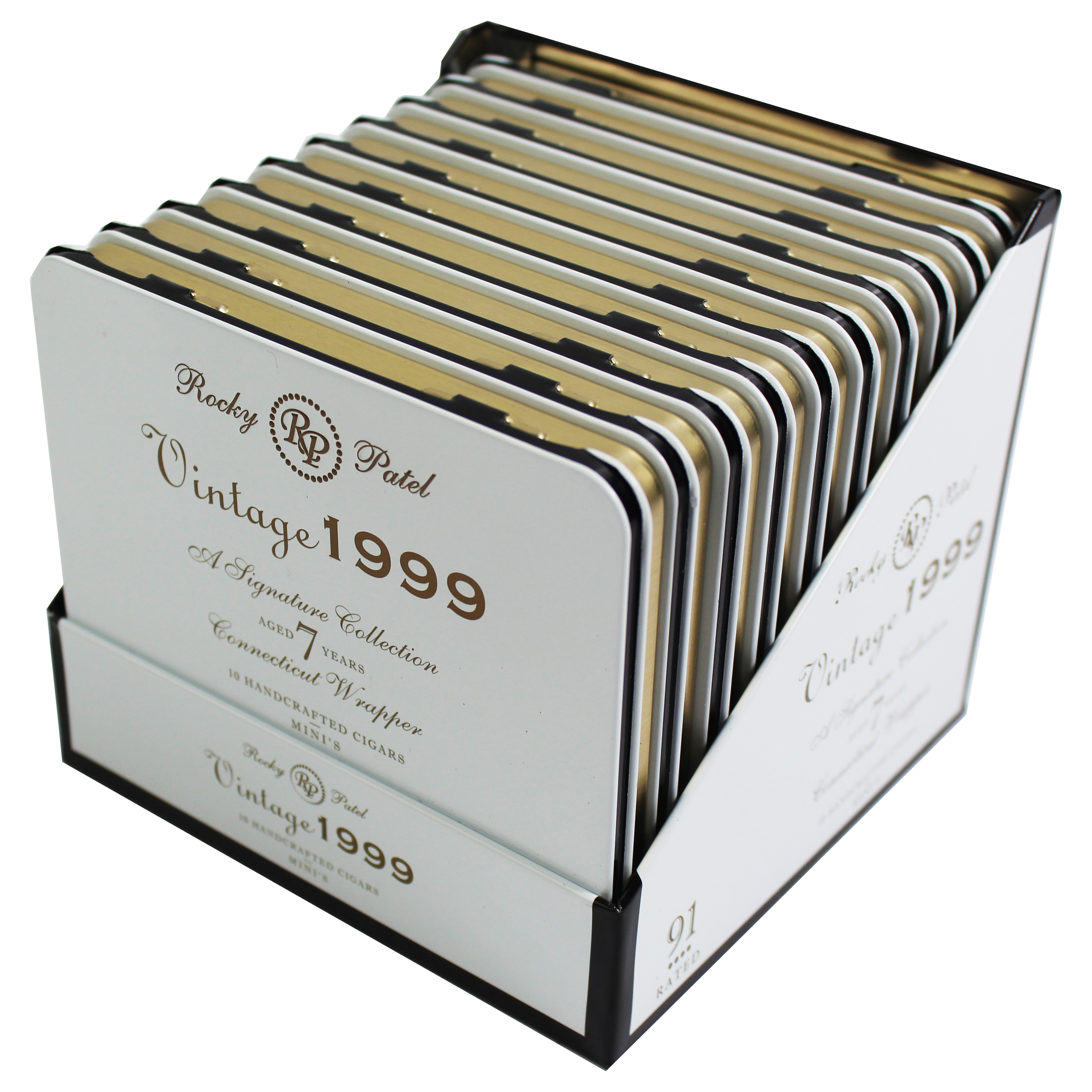 Cigar News: Rocky Patel Vintage 1999 Minis Coming in April
