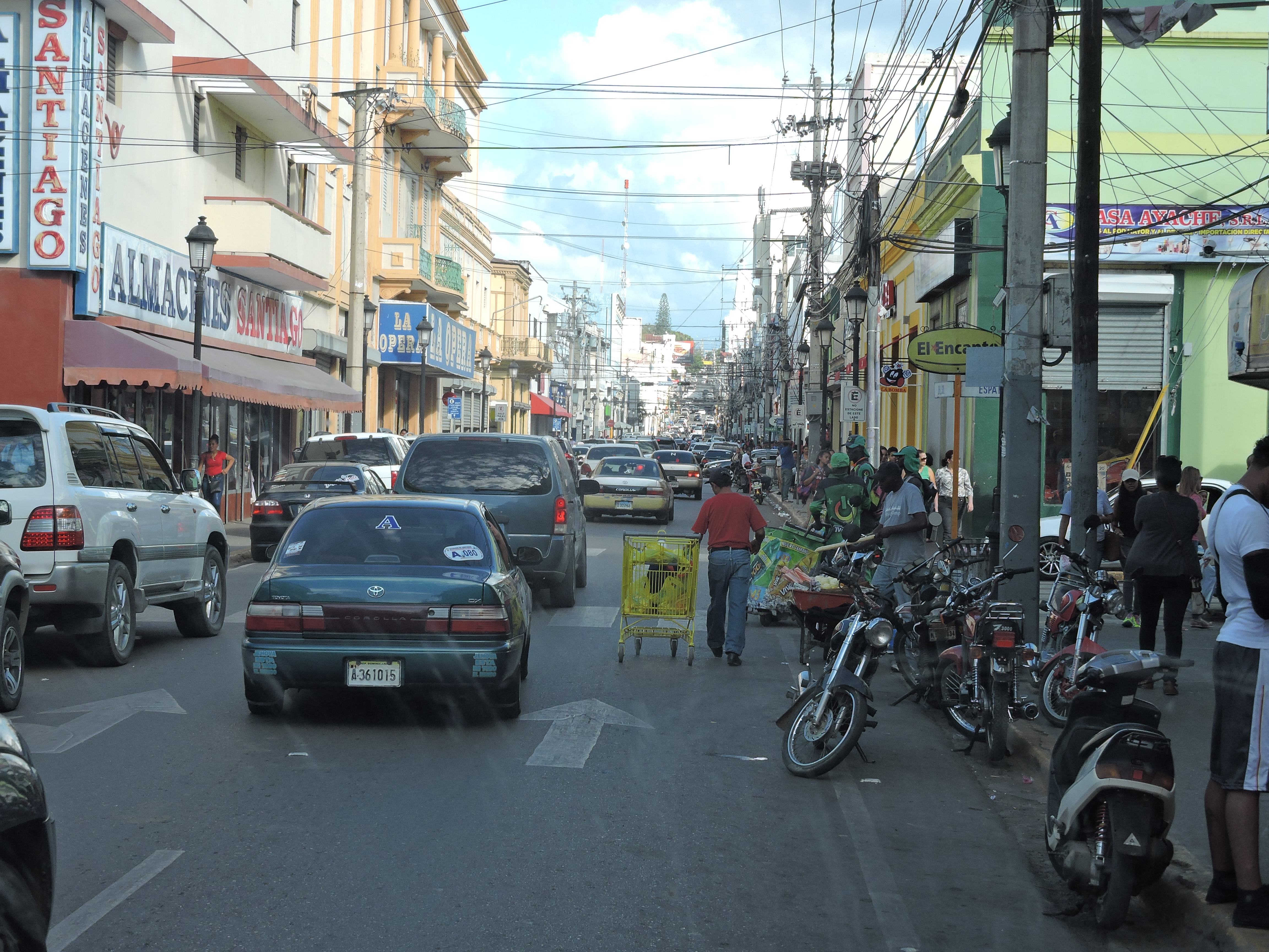 Santiago_Downtown