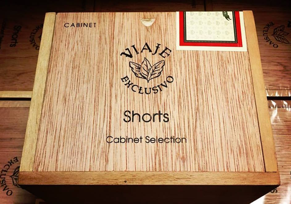 Cigar News: Viaje Exclusivo Shorts to Return
