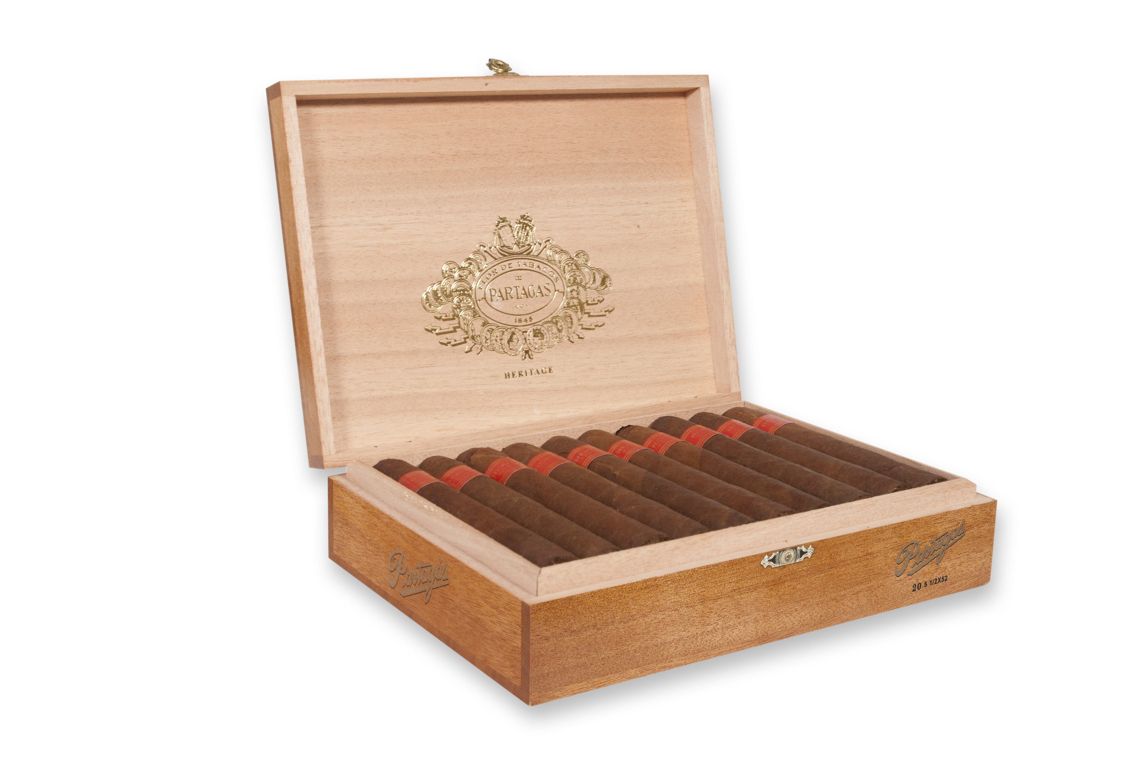 Cigar News: Partagas Heritage Launched