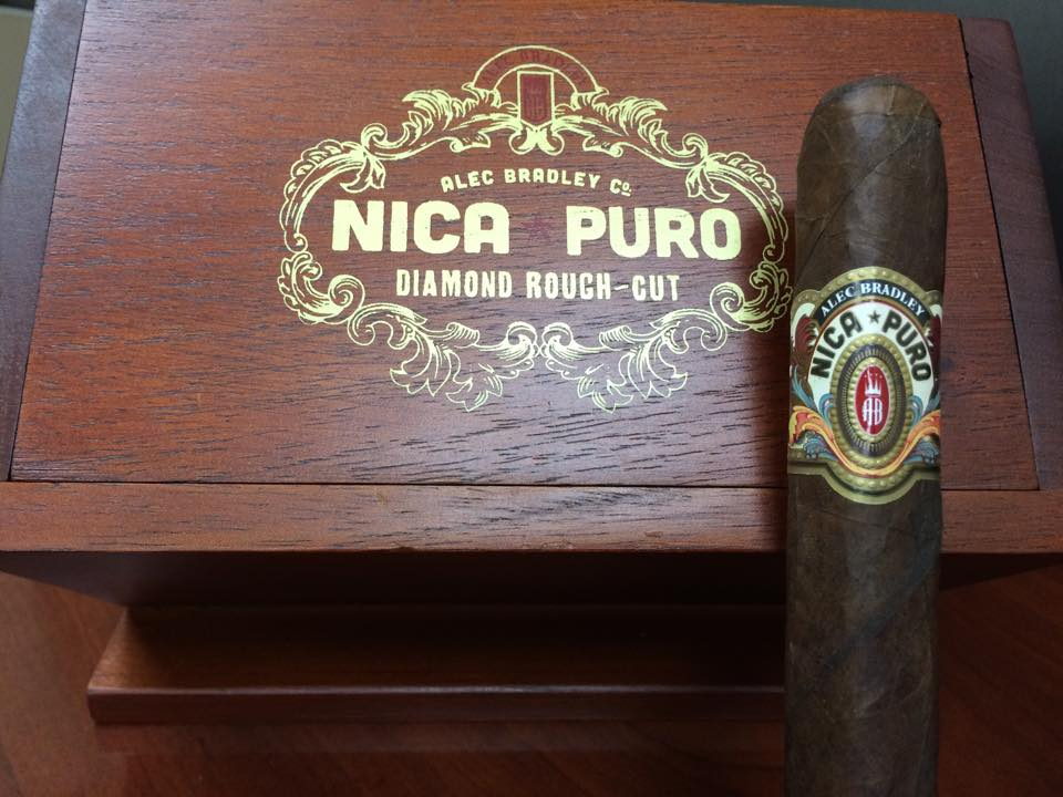 Cigar News: Alec Bradley Nica Puro Diamond Rough-Cut Returns