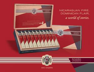 Cigar News: Avo Syncro Nicaragua Toro Tubos Released