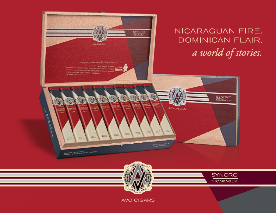 Cigar News: Avo Toro Tubos Released