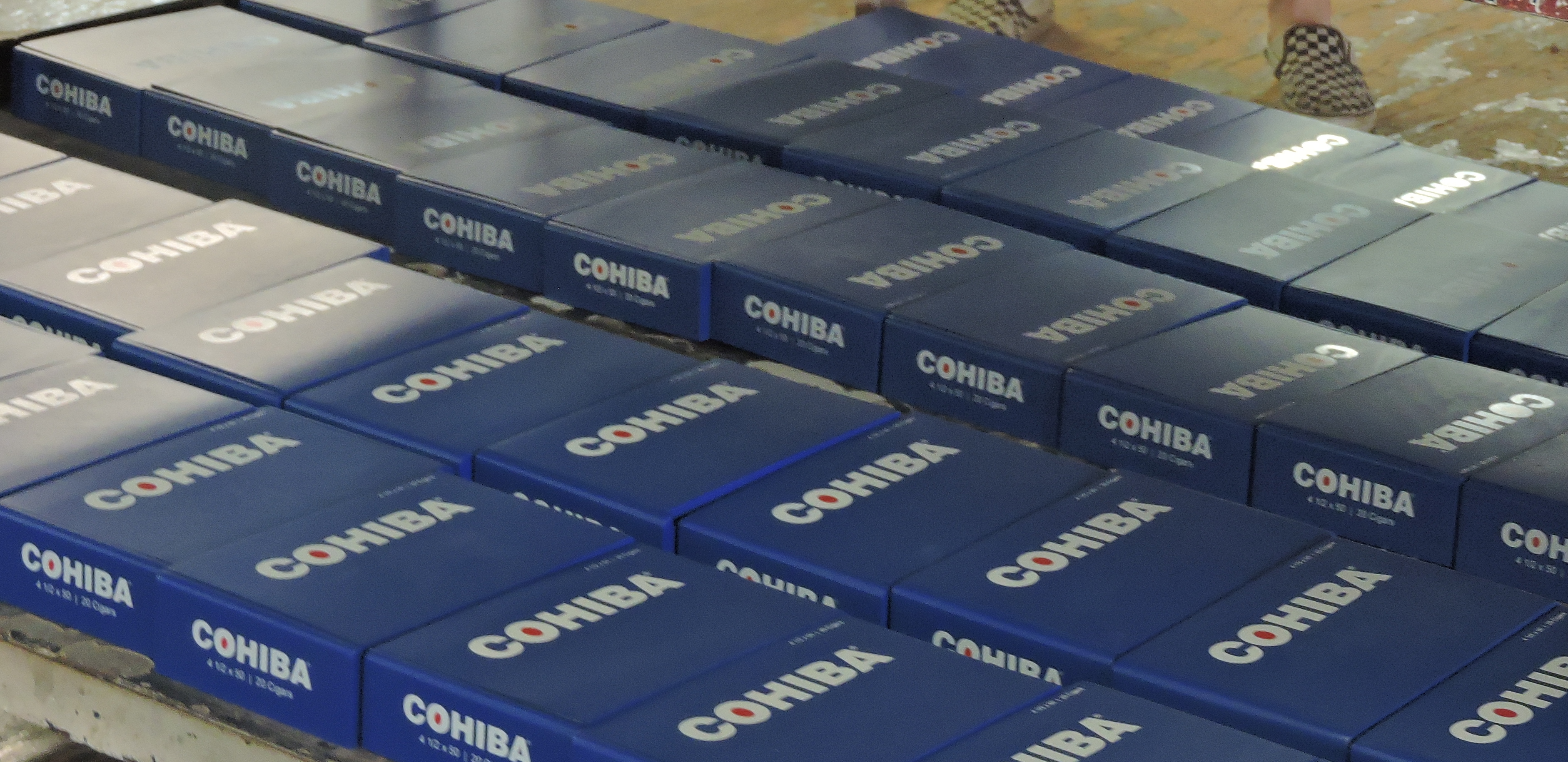 Cohiba Blue_Boxes