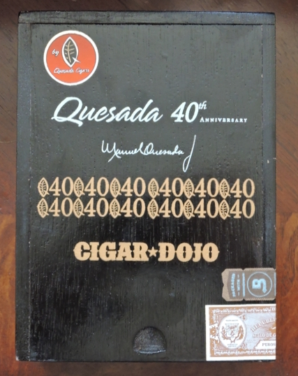 Quesada Dojo de Luxe-Top