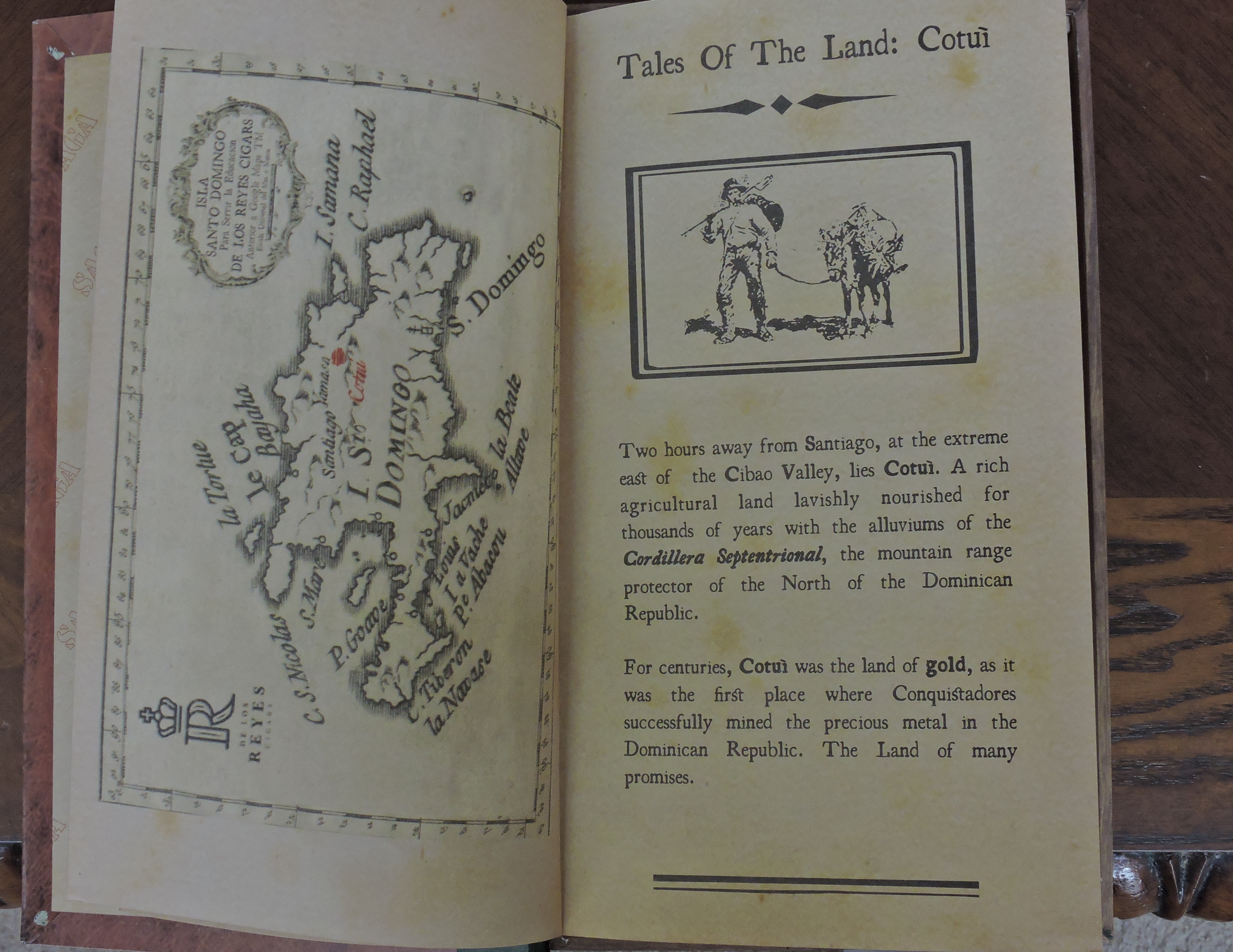 Saga Short Tales - Tales of the Land Cotui - Pages