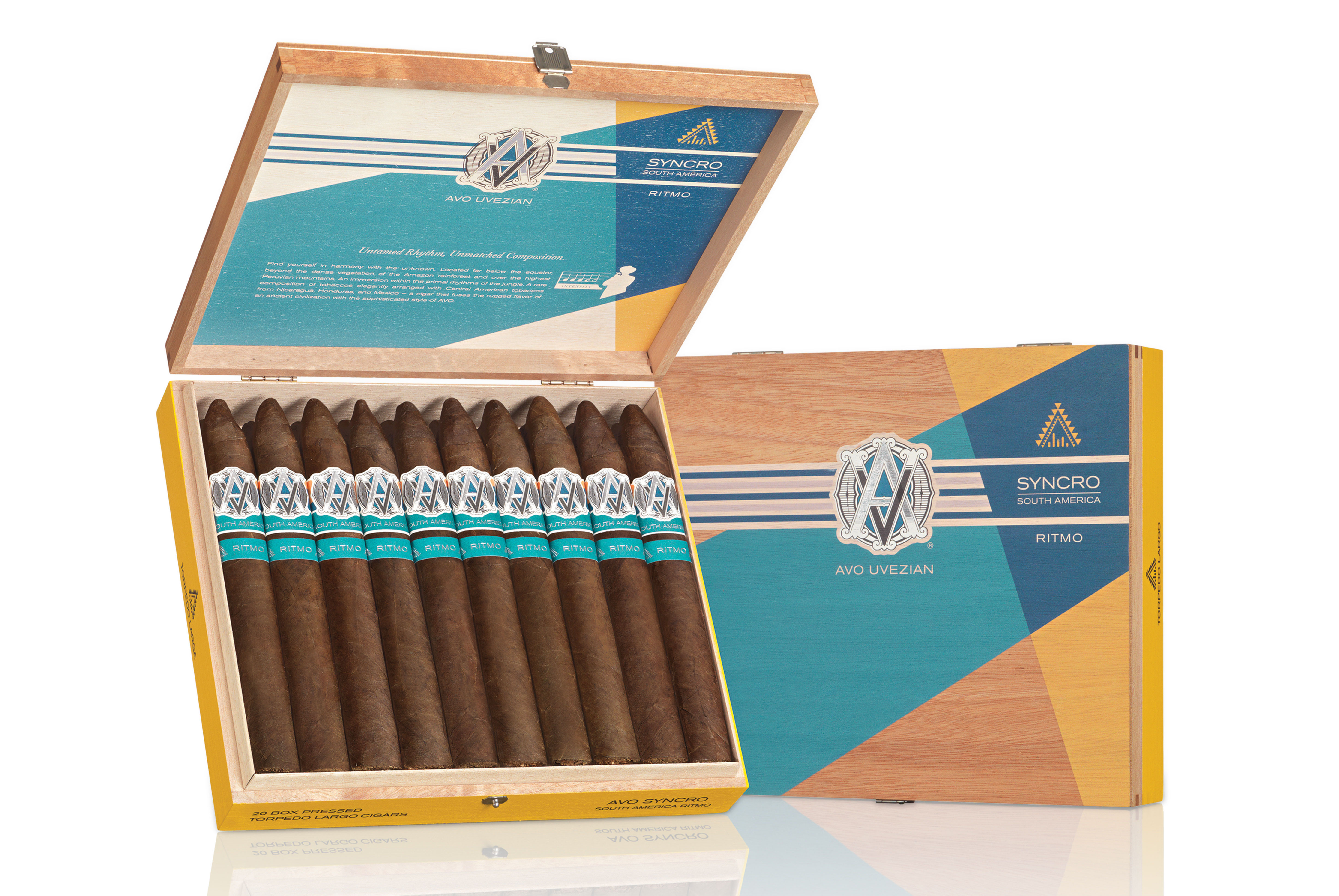 Cigar News: AVO Syncro South America Ritmo Launching This Month