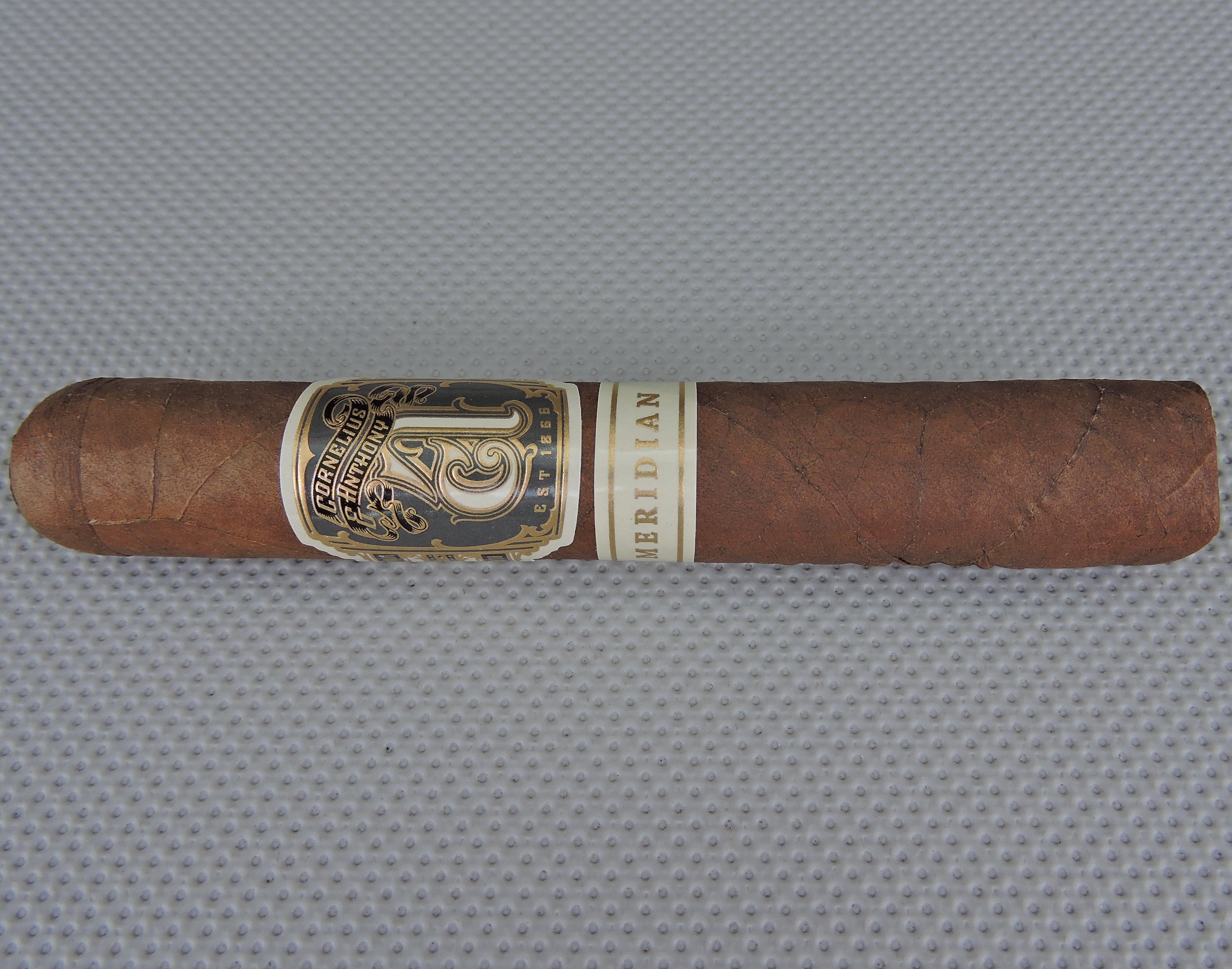 Cigar Review: Cornelius & Anthony Meridian Robusto (2016)