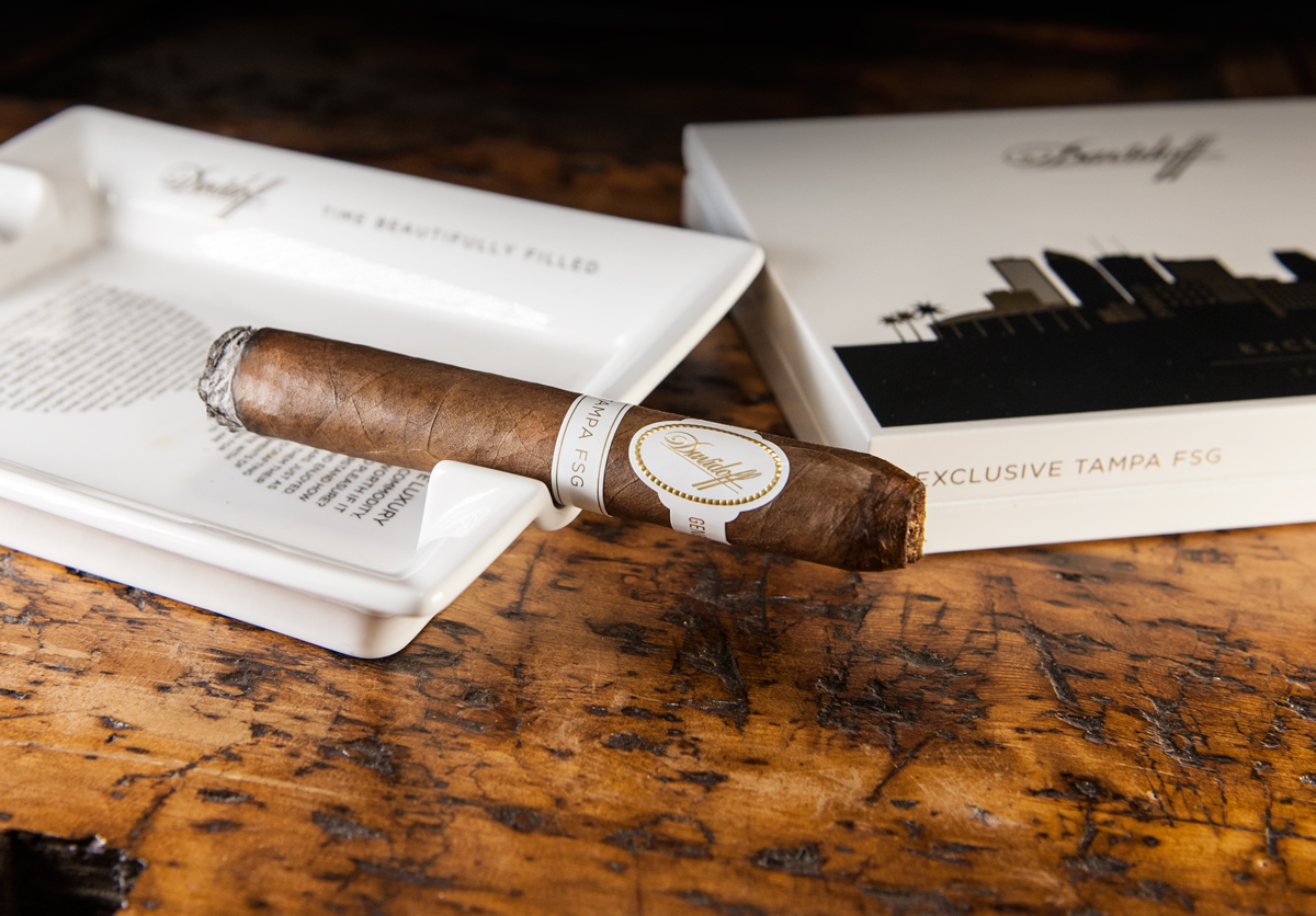 Davidoff Tampa FSG Exclusive Box