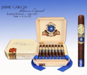 Cigar News: Jaime Garcia Reserva Especial Limited Edition 2017 Coming This Month