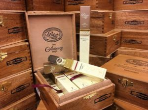Cigar News: Padrón 1964 Anniversary Soberano and Presidente to Feature Square Tubes
