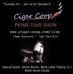 Announcement: Prime Time Show Episode 8: 6/1/17 10pm Eastern, 7pm Pacific
