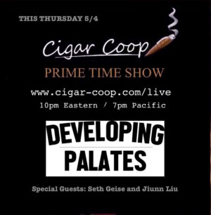 Announcement: Prime Time Show Episode 4: 5/4/17 10pm Eastern, 7pm Pacific