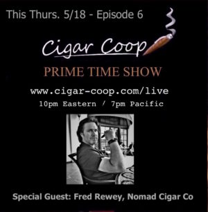 Announcement: Prime Time Show Episode 6: 5/18/17 10pm Eastern, 7pm Pacific