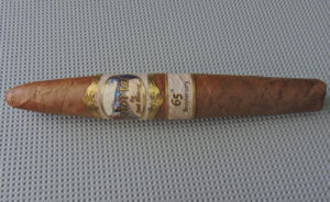 Agile Cigar Review: Señorial 65th Anniversary Perfecto Elégance by Las Cumbres Tabaco