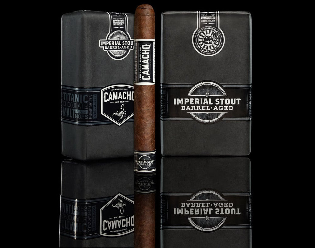 Cigar News: Camacho Imperial Stout Barrel-Aged to Have Second and Final Release