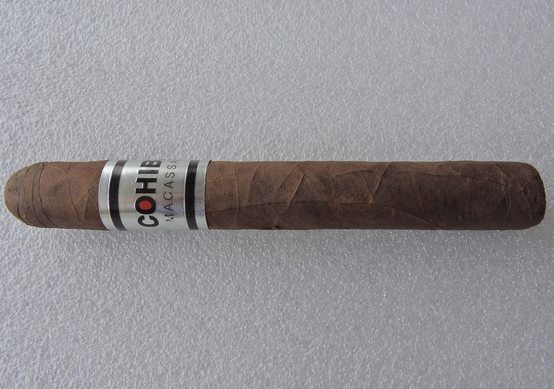 Cigar Review: Cohiba Macassar Toro Grande
