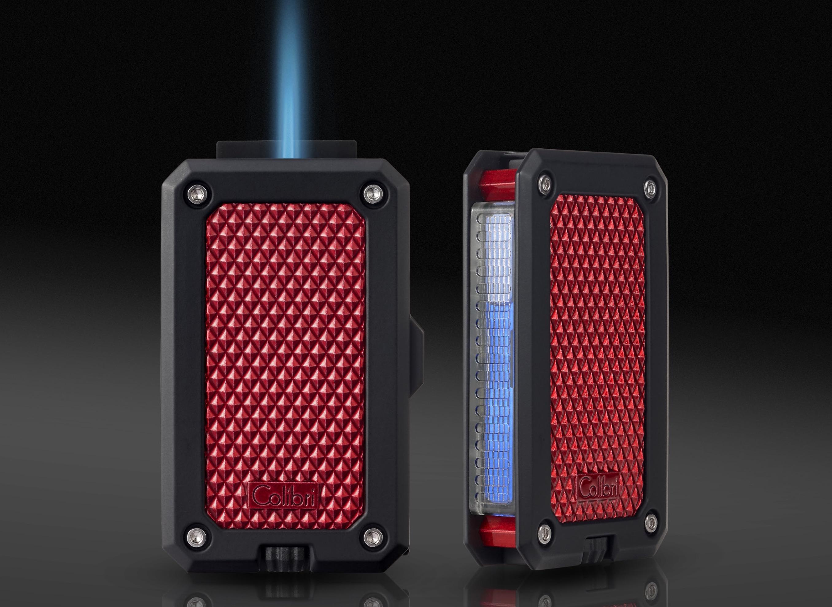 Cigar News: Colibri Rally Lighter to Debut at 2017 IPCPR