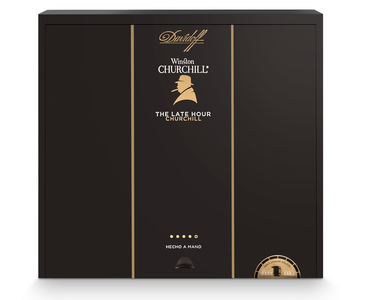 "Cigar News: Davidoff Winston Churchill ""The Late Hour"" Unveiled"