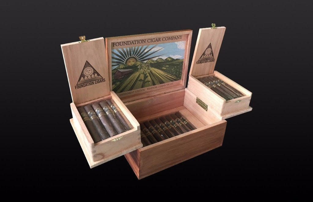 Cigar News: Foundation Cigar Company to Release Collector's Humidor