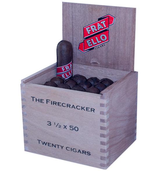 Cigar News: Fratello Firecracker Coming to Two Guys Smoke Shop