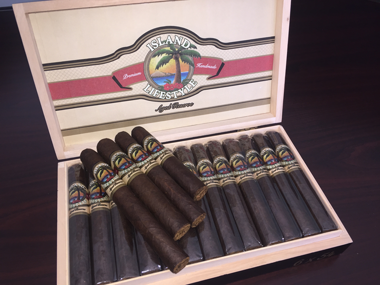 Cigar News: Three Sizes of Island Lifestyle Aged Reserve Cigars to be Showcased at 2017 IPCPR