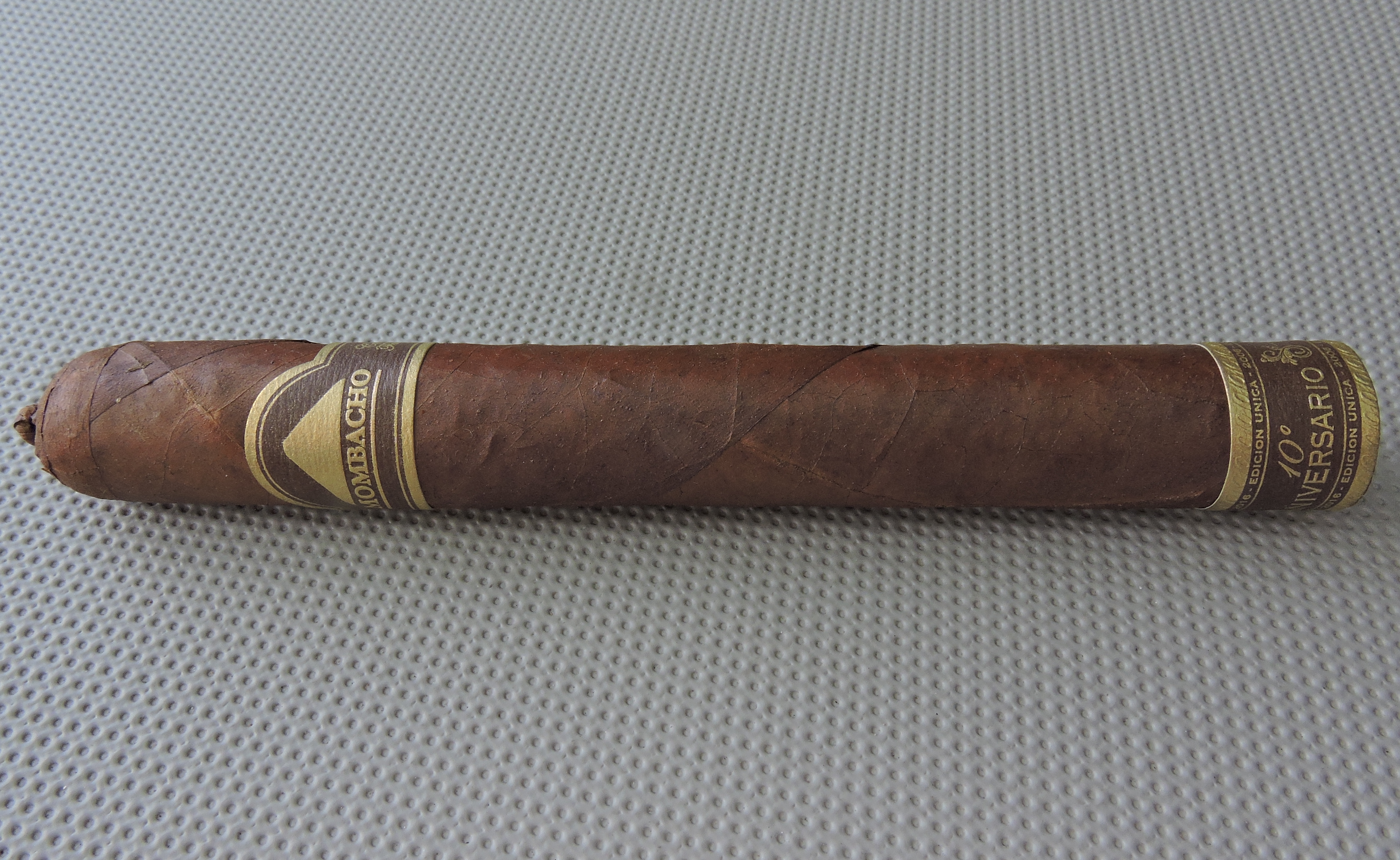 Cigar Review: Mombacho 10th Anniversary Magnifico
