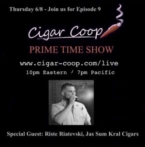 Announcement: Prime Time Show Episode 9: 6/8/17 10pm Eastern, 7pm Pacific