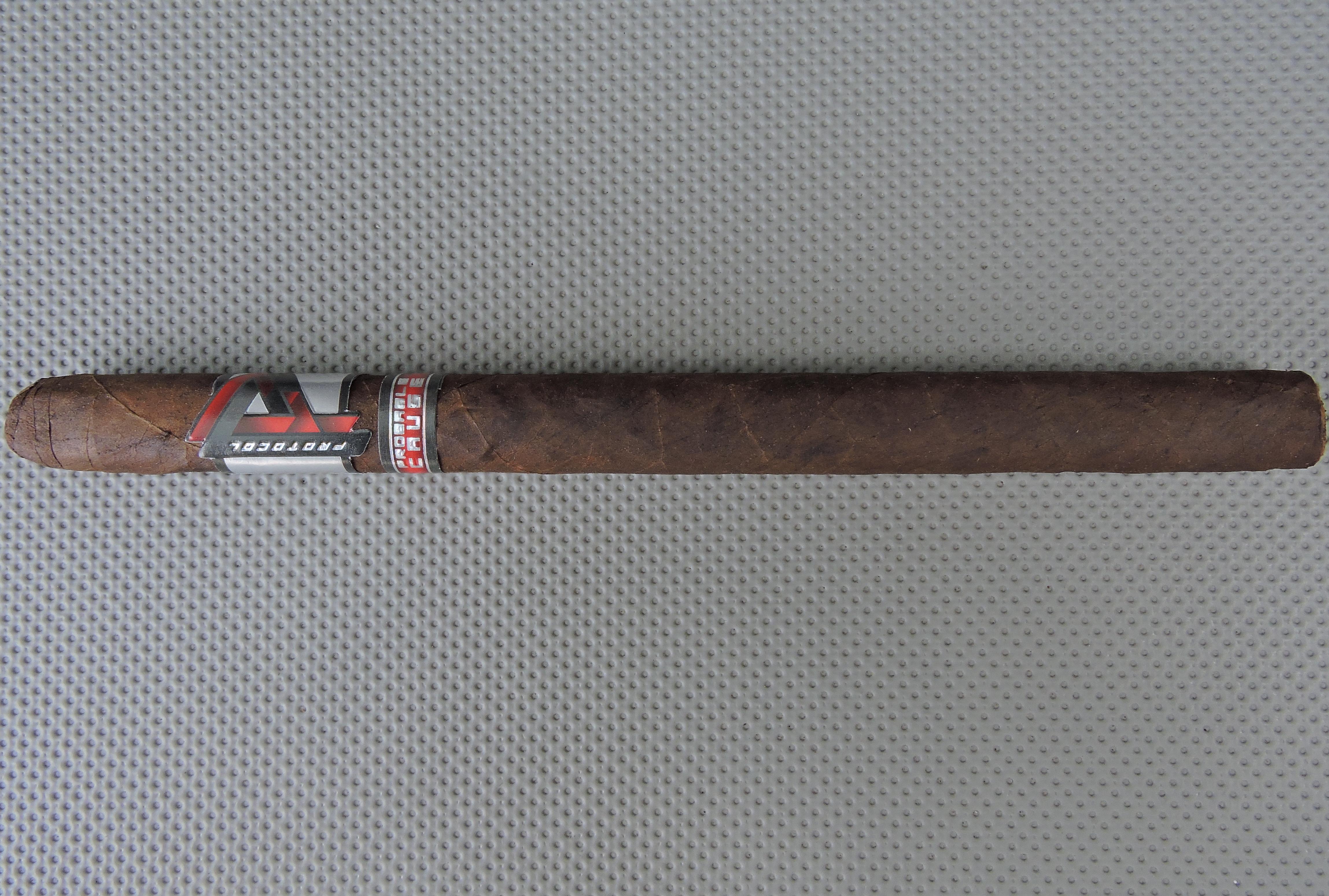 Cigar Review: Protocol Probable Cause Lancero by Cubariqueño Cigar Company
