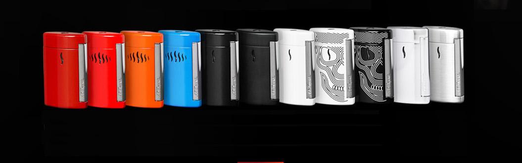 Cigar News: S.T. Dupont To Introduce New miniJet Lighter Design