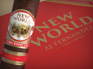 Cigar News: AJ Fernandez New World Puro Especial Coming to 2017 IPCPR