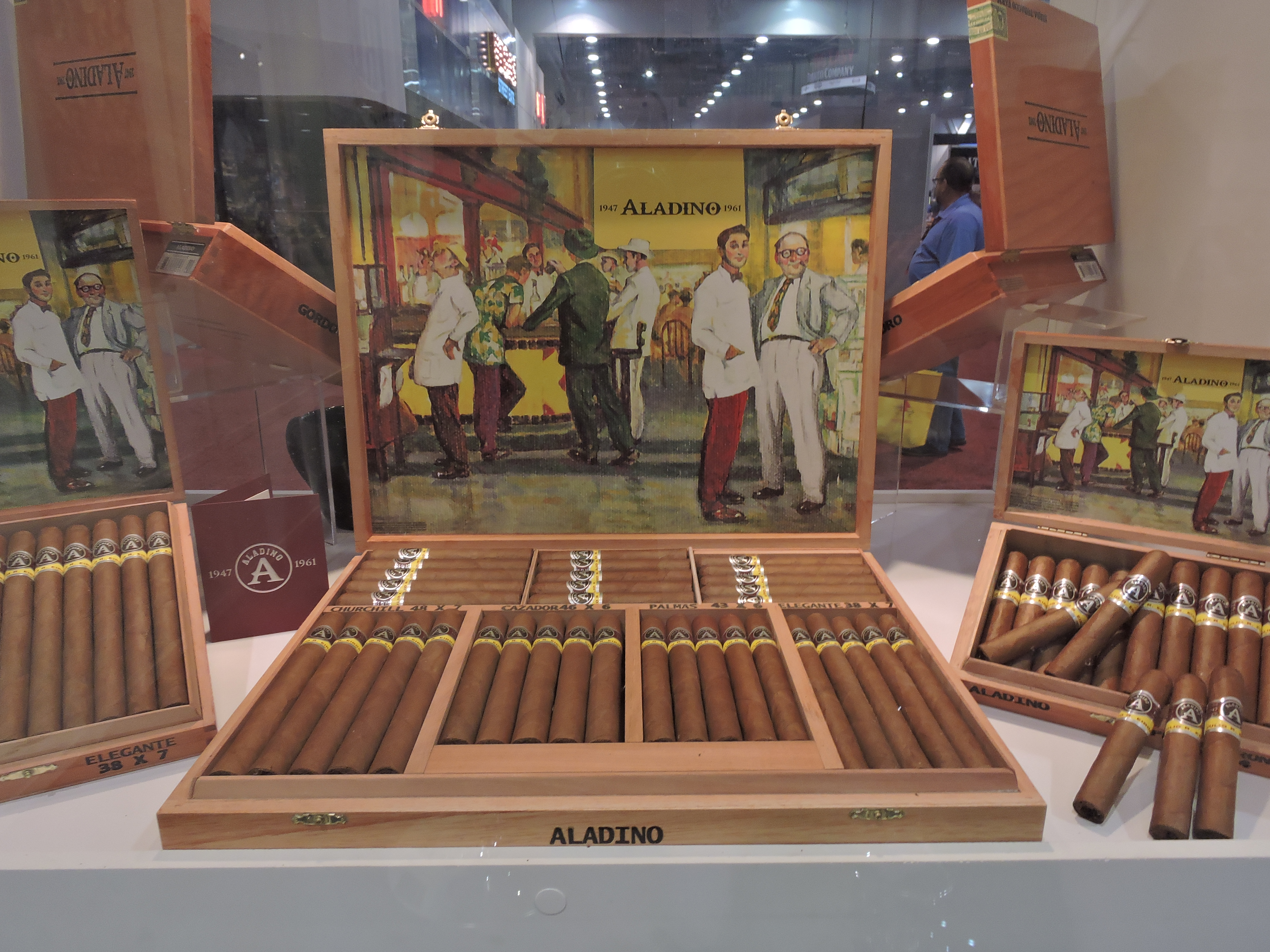 Feature Story: Spotlight on JRE Tobacco Co. at the 2017 IPCPR Trade Show