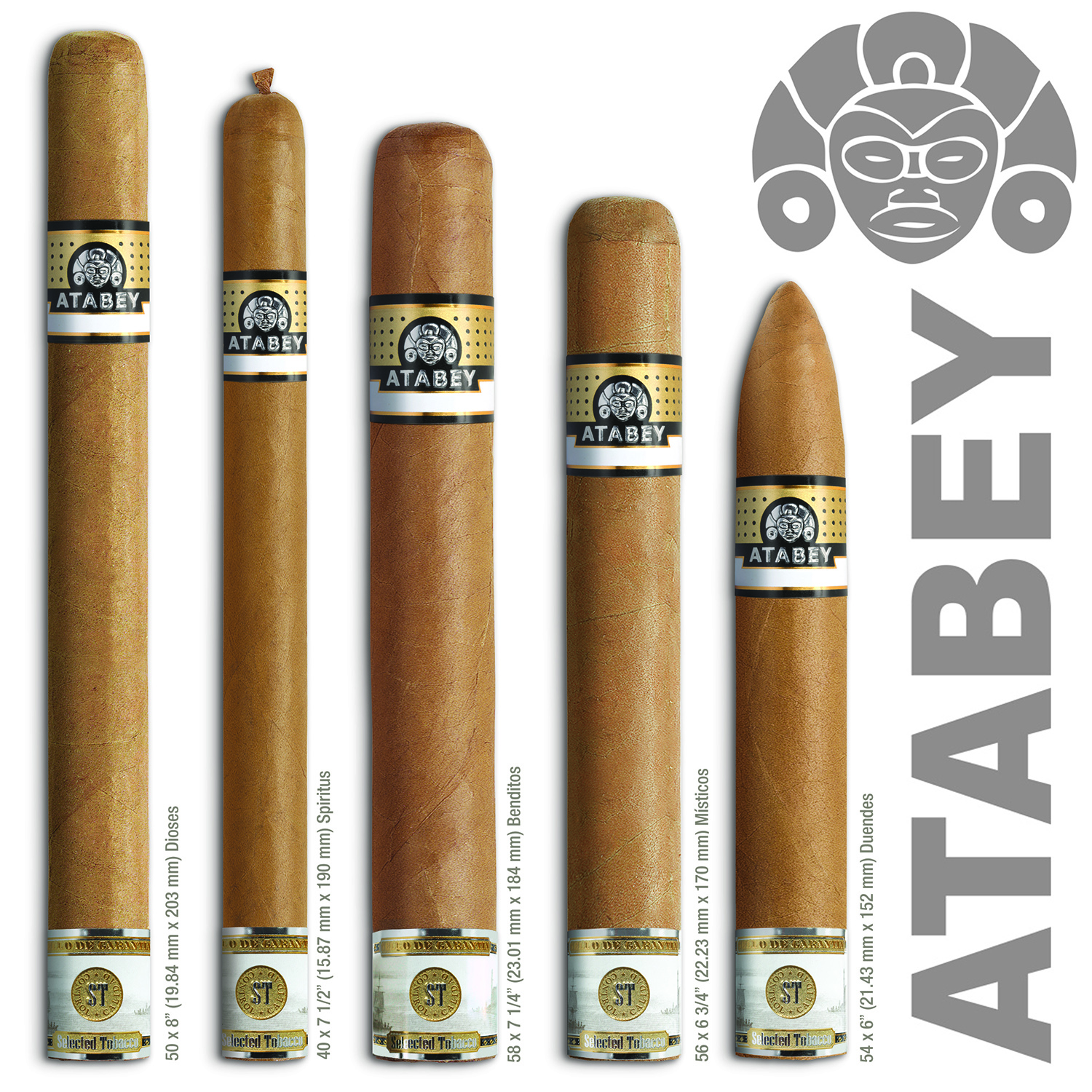 Cigar News: Selected Tobacco Expands Atabey Offerings