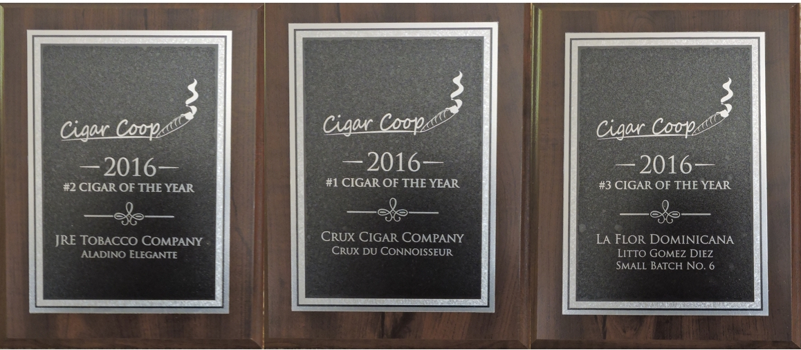 Feature Story: Cigar of the Year Awards Presented at 2017 IPCPR