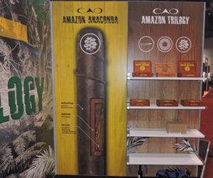 Cigar News: CAO Amazon Anaconda Makes Debut at 2017 IPCPR