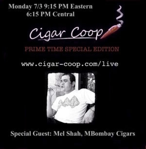 Announcement: Prime Time Special Edition 6: Mon at 9:15 Eastern, 8:15 Central