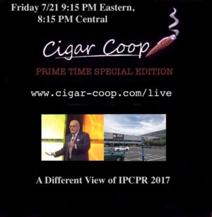 Announcement: Prime Time Special Edition 7: Friday 7/21 9:15 Eastern, 8:15 Central