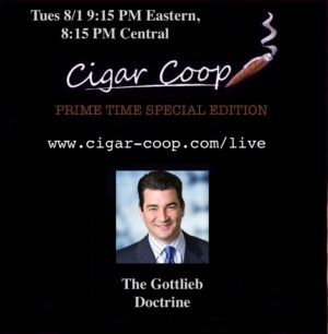 Announcement: Prime Time Special Edition 8: Tuesday 8/1 9:15 Eastern, 8:15 Central