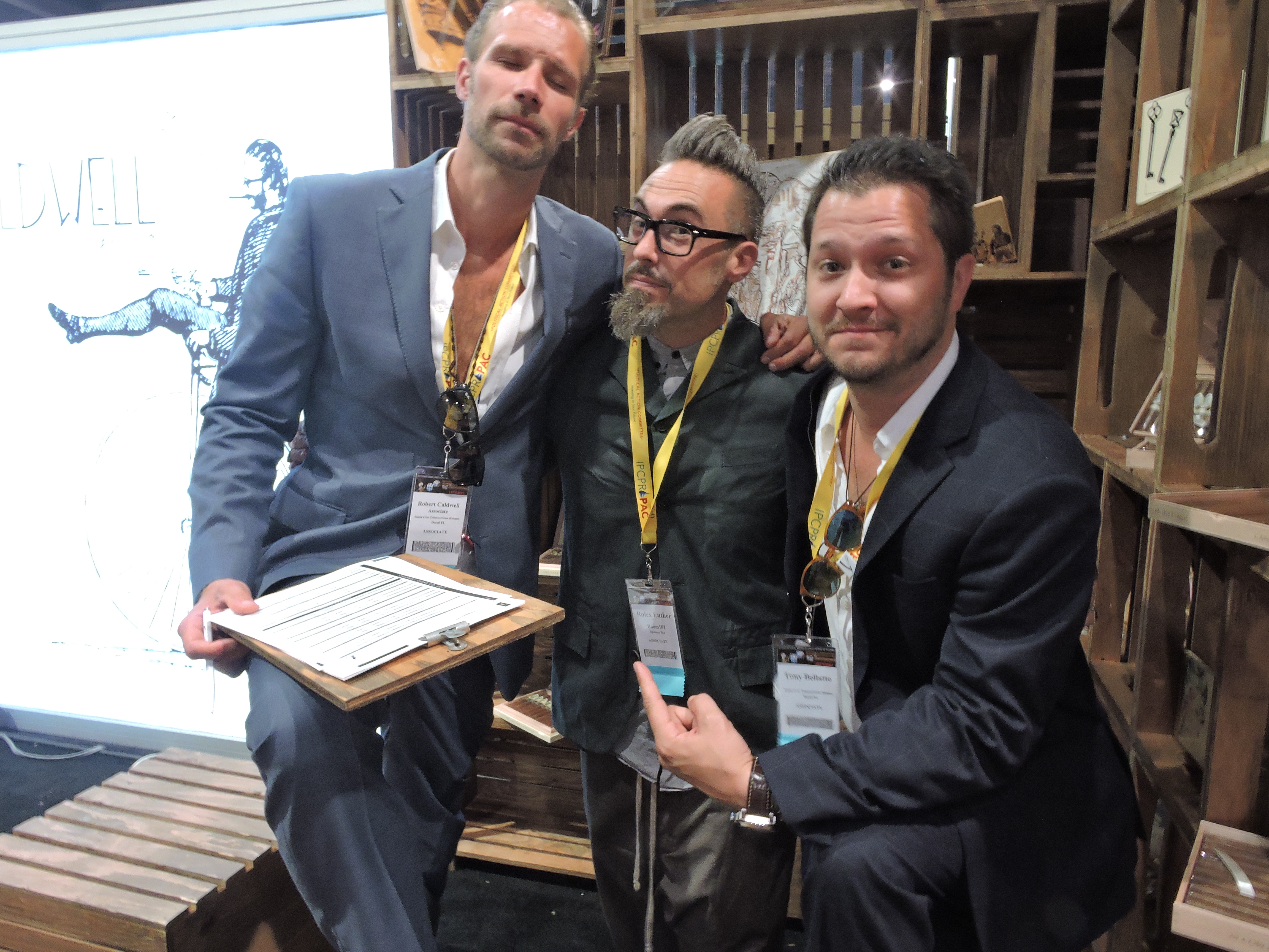 Feature Story: Spotlight on Matt Booth at the 2017 IPCPR Trade Show