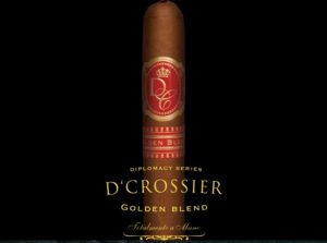 Cigar News: D'Crossier Golden Blend Assortment with Three New Sizes to Launch at 2017 IPCPR