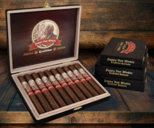 Cigar News: Drew Estate Announces Release of Pappy Van Winkle Tradition 2018