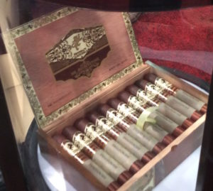Cigar News: Esteban Carreras Launches Mr. Brownstone at 2017 IPCPR Trade Show