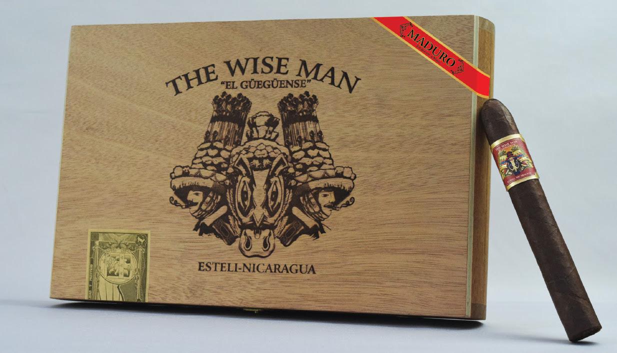 Cigar News: Foundation Cigar Company Launching The Wise Man (El Güegüense) Maduro at 2017 IPCPR