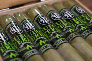 Cigar News: La Palina Fuego Verde Showcased at 2017 IPCPR