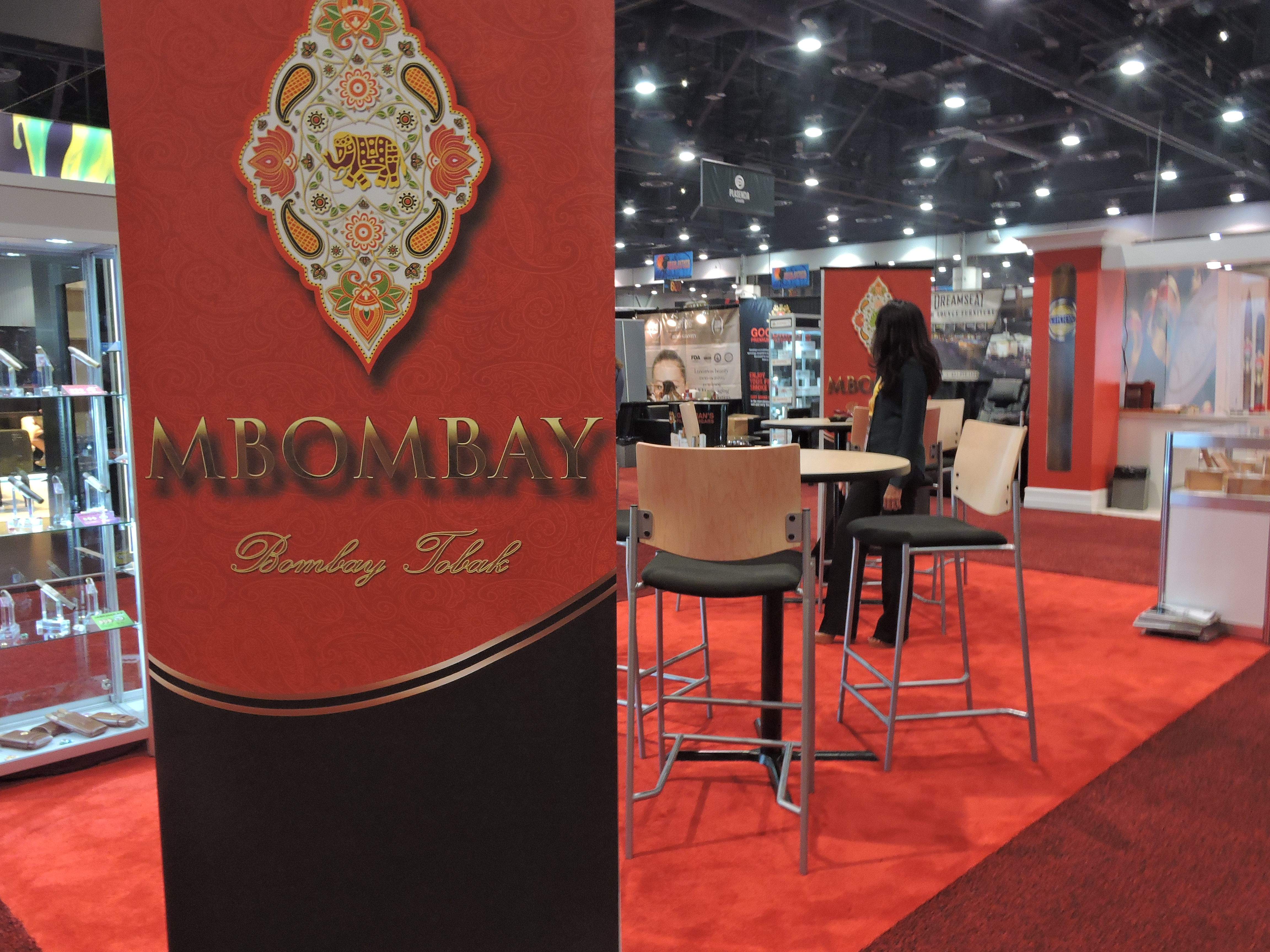 Feature Story: Spotlight on Bombay Tobak at the 2017 IPCPR Trade Show